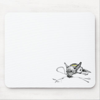 Drawing mouse pad