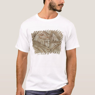 Drawing of an Imaginary Prison T-Shirt
