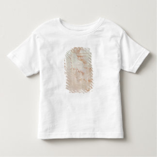 Drawing of architectural details toddler t-shirt