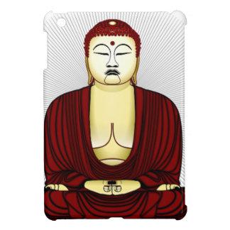 Drawing of Buddha iPad Mini Case