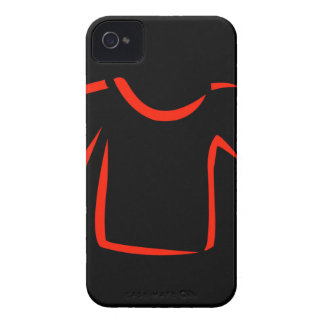 drawing of tshirt iPhone 4 Case-Mate case