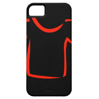 drawing of tshirt iPhone SE/5/5s case