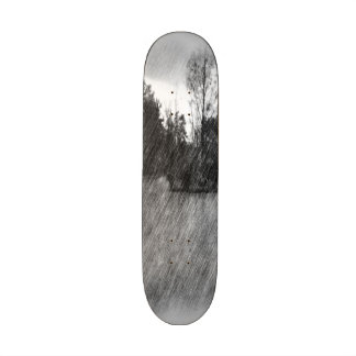 Drawing pond small Island Skate Boards
