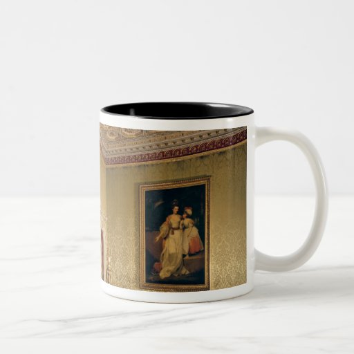 Drawing-room by Adam, c.1770-80 Mugs
