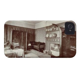 Drawing room, Kelmscott House, London, 1896 (photo iPhone 4 Case
