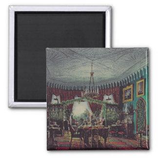 Drawing Room of Empress Alexandra Magnet
