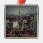 Drawing Room of Empress Alexandra Metal Ornament
