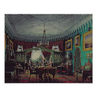 Drawing Room of Empress Alexandra Poster