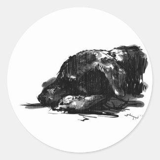 Drawing seal