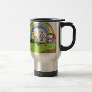 Drawing Travel Mug
