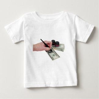 DrawingMoney041809 Baby T-Shirt