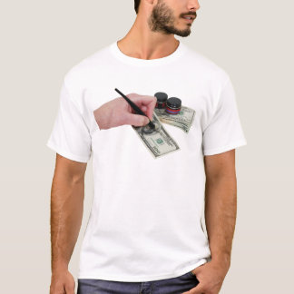 DrawingMoney041809 T-Shirt