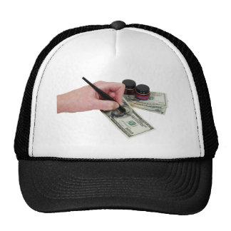 DrawingMoney041809 Trucker Hat