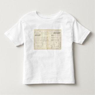Drawings boats, bridges, wagons, projectiles toddler t-shirt