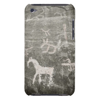 Drawings on wall of cave at Canyon de Chelly iPod Touch Cover