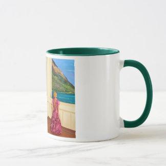 Drawn Away Mug