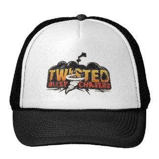 drawn effect Twisted Alley cap/hat Trucker Hat