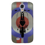 Drawn Scooter on  mod target sixties design Galaxy S4 Cover