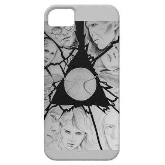 Drawn triangle designs iPhone SE/5/5s case