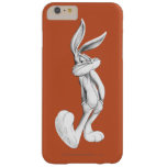 ™ Drawng 2 de BUGS BUNNY Funda De iPhone 6 Plus Barely There