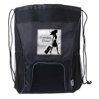 Drawstring Back Pack Drawstring Backpack