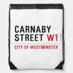 CARNABY STREET  Drawstring Backpack