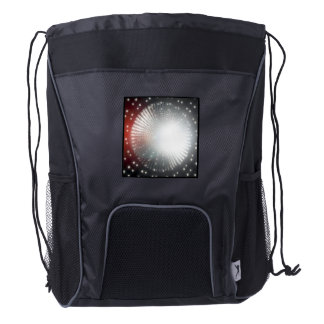 Drawstring Backpack DIY Template ADD TEXT PHOTO