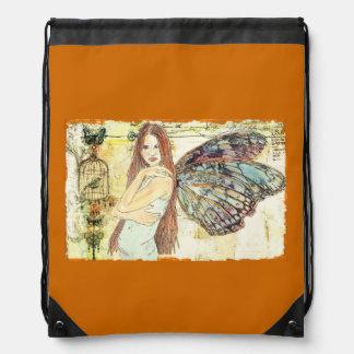 Drawstring Backpack - Spirit Fae