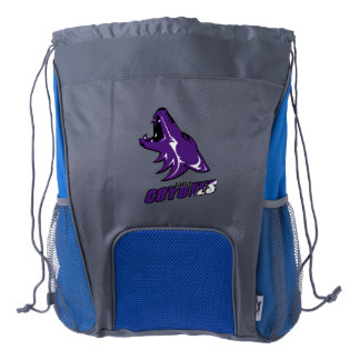DrawString BackPack With areas for Water bottles