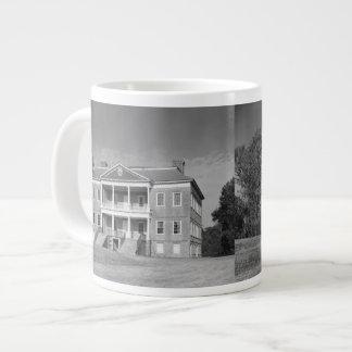Drayton Hall Plantation, Charleston SC Bone China Large Coffee Mug