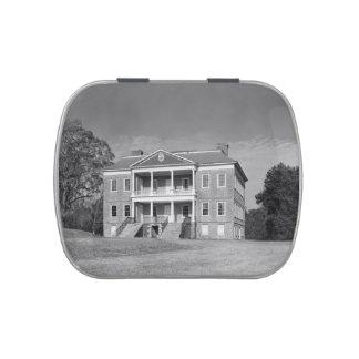 Drayton Hall Plantation, Charleston SC Candy Tin