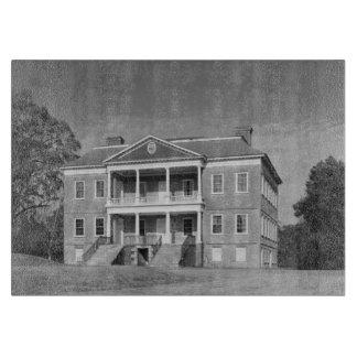 Drayton Hall Plantation, Charleston SC Cutting Brd Cutting Board