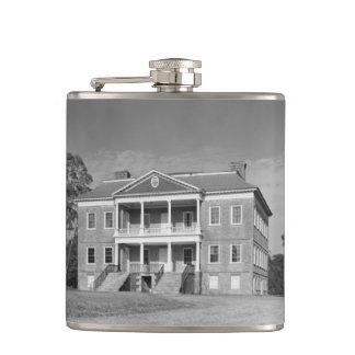 Drayton Hall Plantation, Charleston SC Flask