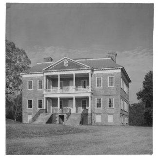 Drayton Hall Plantation, Charleston SC Napkins