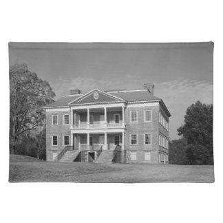 Drayton Hall Plantation, Charleston SC Placemat