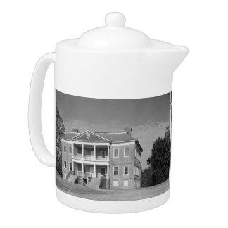 Drayton Hall Plantation, Charleston SC Teapot