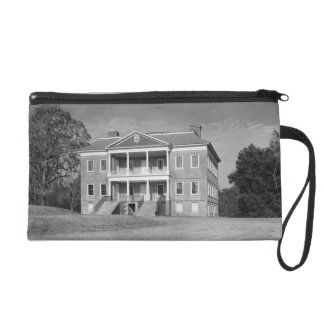 Drayton Hall Plantation, Charleston SC Wristlet