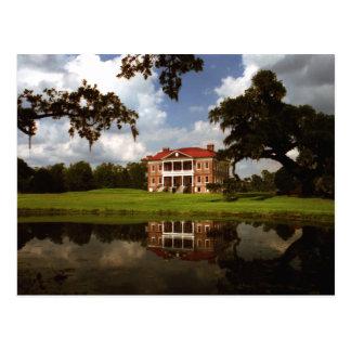 Drayton Hall Postcard