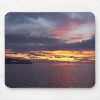 Drayton Harbor Sunset Mouse Pad