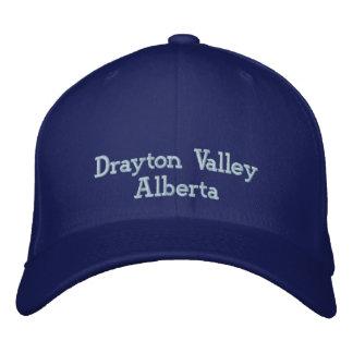 Drayton Valley, Alberta Hat Embroidered Hats