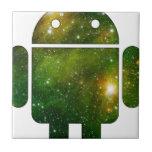 Drd cósmico azulejos