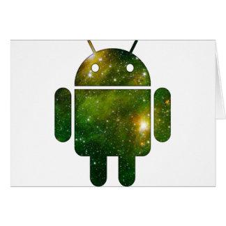 Drd cósmico felicitacion