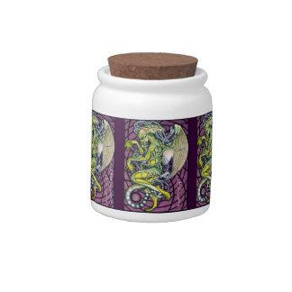 Dread Cthulhu Candy Jar