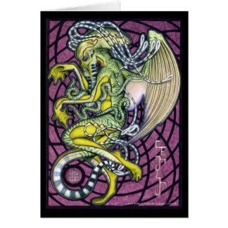 Dread Cthulhu Card