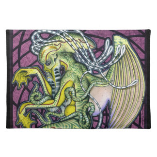 Dread Cthulhu Placemat