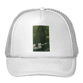 DREAD GUITARIST TRUCKER HAT