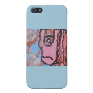 DREAD PINK CASE FOR iPhone SE/5/5s