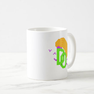 Dreaded Opinions Logo Tea Mug