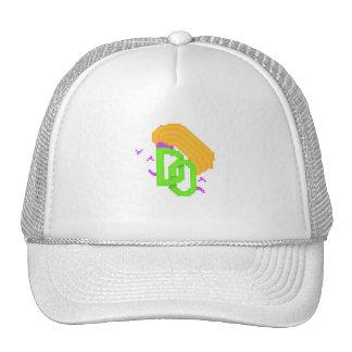 Dreaded Opinions Logo Trucker Cap