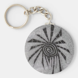 dreaded sun Keychain